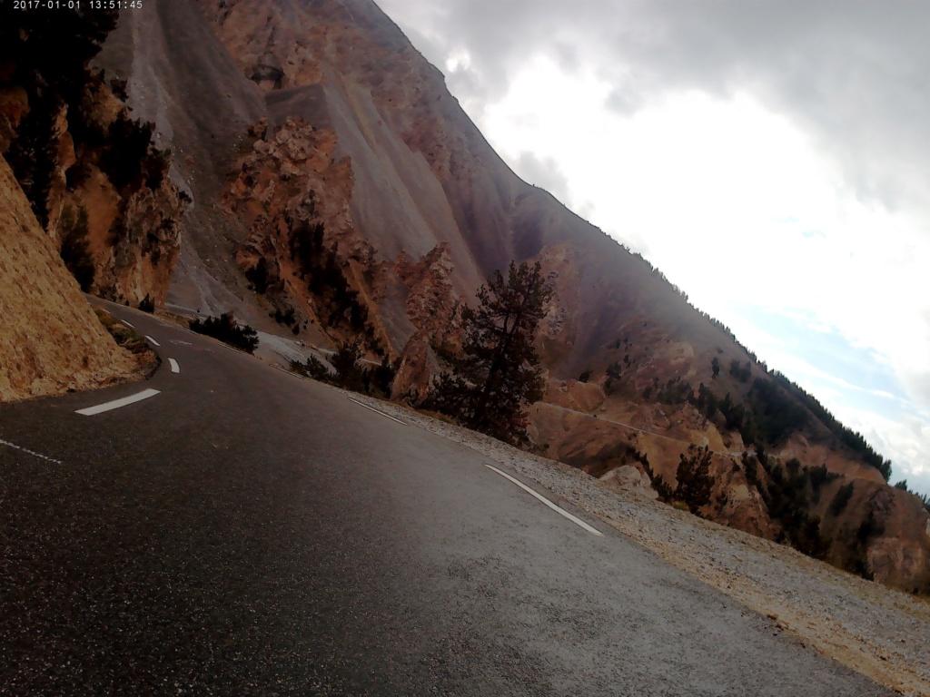 Route desc isoard